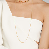 Stella McCartney - Gold-plated choker