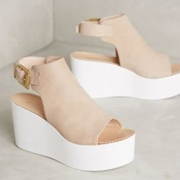 Alba Moda Cassidy Platforms Neutral