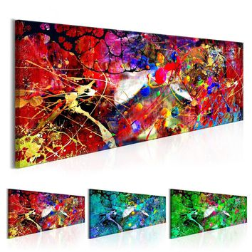Abstract Oil Painting on Canvas Home Decor Wall Art Canvas Print Art Decor Watercolor Landscape Multicolor
