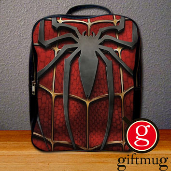 Spiderman Backpack for Student