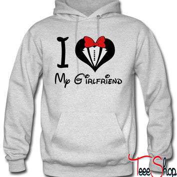i love my girlfriend hoodie