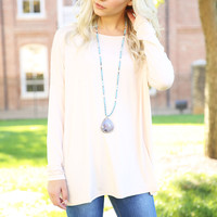 Piko Top - Cream