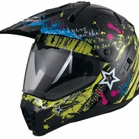motorcycle Adult motocross Off Road Helmet ATV Dirt bike Downhill MTB DH racing helmet cross Helmet