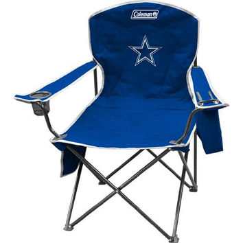 Dallas Cowboys NFL Cooler Quad Tailgate Chair