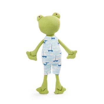 Lewis Toad Organic Doll - Limited Edition