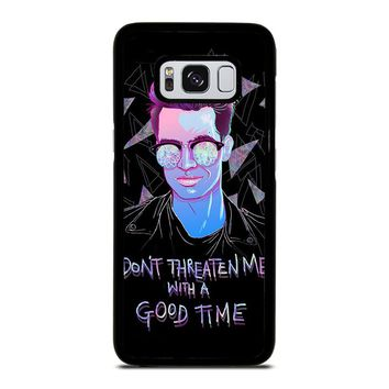 PANIC AT THE DISCO BRENDON URIE Samsung Galaxy S8 Case