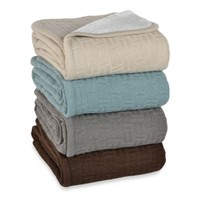 Berkshire Blanket® Timeless Comfort™ Reversible Throw