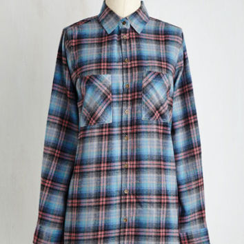 90s Long Long Sleeve An Air of Unexpected Top