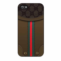 Gucci Wallet Custom iPhone 5s Case