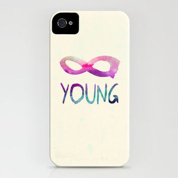 Forever Young iPhone Case by Jacqueline Maldonado   Society6
