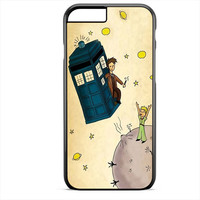 Tardis Doctor Who The Little Prince Phonecase For Iphone 4/4S Iphone 5/5S Iphone 5C Iphone 6 Iphone 6S Iphone 6 Plus Iphone 6S Plus
