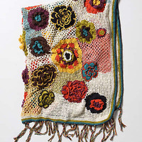 Anthropologie - Quirky Heirloom Throw