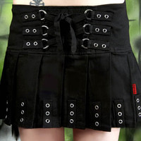 Tripp Gladiator Laceup Skirt :: VampireFreaks Store :: Gothic Clothing, Cyber-goth, punk, metal, alternative, rave, freak fashions