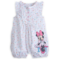 Minnie Mouse Romper for Girls