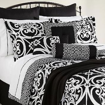 Kennedy 16-Piece Complete Bed Set- The Great Find-Bed & Bath-Decorative Bedding-Comforters & Sets