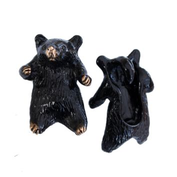 Lester Cub Weights | Black Ceramic