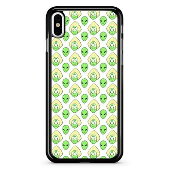 Peridot And The Alien iPhone X Case