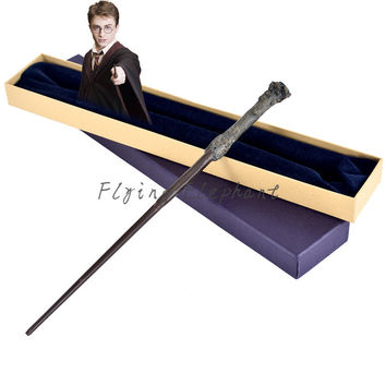 Metal Core  Magic Wand/Wizard Harry Potter Magical Wands/Quality Gift Box Packing-Best Christmas Gift