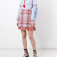Tory Burch 'tara' Skirt - Boutique Mantovani - Farfetch.com