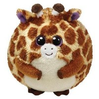 Ty Beanie Ballz Tippy The Giraffe Medium