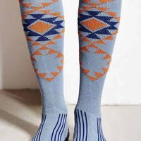 Hansel From Basel Heavy Knit Knee-High Sock-