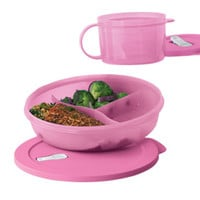 Tupperware | Pretty in Pink CrystalWave(r) Lunch Set