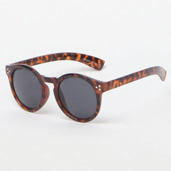 LA Hearts Round Sunglasses at PacSun.com