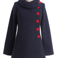 Mod for It Coat | Mod Retro Vintage Coats | ModCloth.com