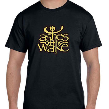 Lamb Of God Ashes Of The Wake Title  Mens T Shirt