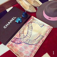 Day-First™ Chanel Tassel Women Fashion Accessories Sunscreen Cape Scarves Scarf