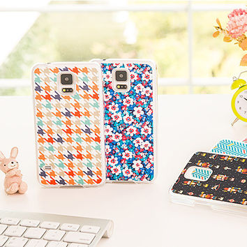 Ardium Pattern smartphone case for Galaxy S5