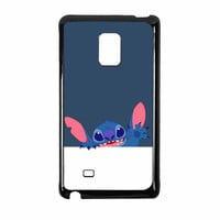 Hello Stitch Disneylilo & Stitch Samsung Galaxy Note Edge Case
