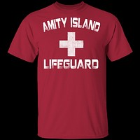 Amity Island Lifeguard T-Shirt