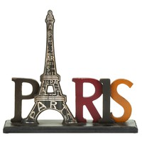 Benzara Iconic And Simple Paris Tourist Eiffel Tower Table Decor