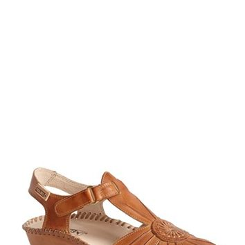 "Women's PIKOLINOS 'P. Vallerta' Leather Flat, 1"" heel"