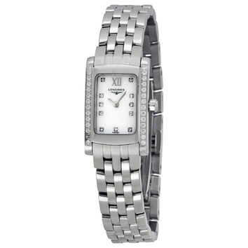 Longines Dolce Vita Ladies Quartz Watch L5.158.0.84.6