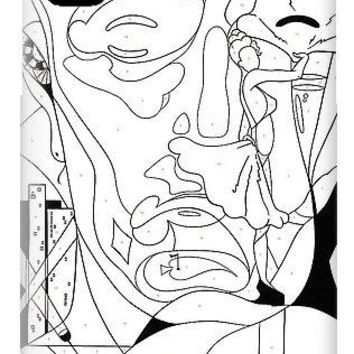 Paint By Number Las Vegas - Phone Case