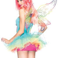 Rainbow Fairy Wings
