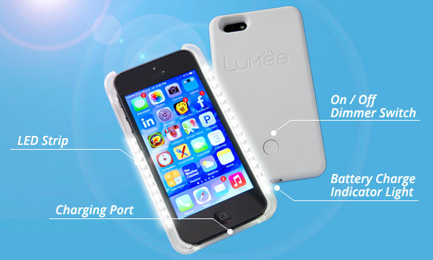 Product Information - LuMee from lumeecase.com  690447279