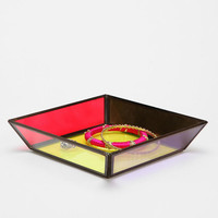 Urban Outfitters - Magical Thinking Colorblock Catch-All Dish