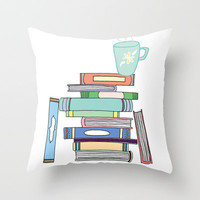 A Few of my Favorite Things Throw Pillow by PrintableWisdom | Society6