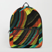 Painted Desert Backpacks by Lyle Hatch