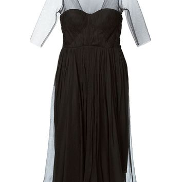 Maria Lucia Hohan 'Agathe' flared dress