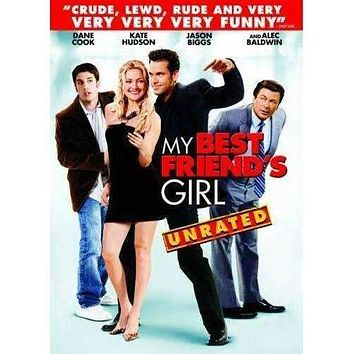 DVD | My Best Friend's Girl (Unrated)