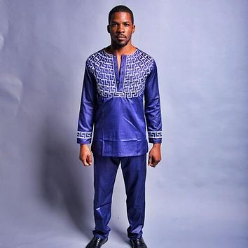 Adedayo African Men Suit