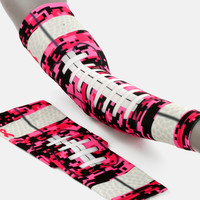 Digital camo pink Arm Sleeve for Football