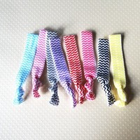 FREEbie Friday! Chevron Hair Ties! from JuicyDealz