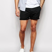 ASOS | ASOS Chino Shorts In Shorter Length at ASOS