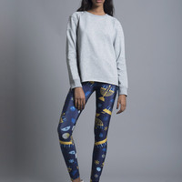 Hanukkah Leggings