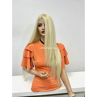 Blond lace front wig - Youngest Love